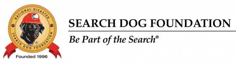 National Disaster Search Dog Foundation, Inc. Nonprofit Logo