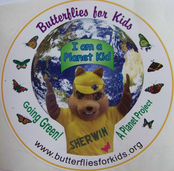 Butterflies for Kids Planet Kid Program - charity reviews, charity ratings, best charities, best nonprofits, search nonprofits