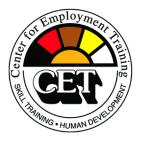 CENTER FOR EMPLOYMENT TRAINING - CET - charity reviews, charity ratings, best charities, best nonprofits, search nonprofits