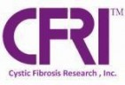 CYSTIC FIBROSIS RESEARCH INC - charity reviews, charity ratings, best charities, best nonprofits, search nonprofits