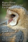 RAPTOR HOUSE REHABILITATION CENTER - charity reviews, charity ratings, best charities, best nonprofits, search nonprofits