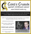 CALEB S CRUSADE FOR CHILDHOOD CANCER INC                               - charity reviews, charity ratings, best charities, best nonprofits, search nonprofits