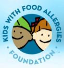 Kids With Food Allergies Foundation - charity reviews, charity ratings, best charities, best nonprofits, search nonprofits