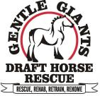 GENTLE GIANTS DRAFT HORSE RESCUE SOCIETY LTD - charity reviews, charity ratings, best charities, best nonprofits, search nonprofits