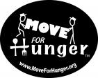 MOVE FOR HUNGER INC                                                    - charity reviews, charity ratings, best charities, best nonprofits, search nonprofits