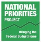 National Priorities Project - charity reviews, charity ratings, best charities, best nonprofits, search nonprofits
