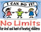 No Limits for deaf children                                        - charity reviews, charity ratings, best charities, best nonprofits, search nonprofits