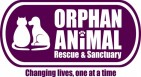 ORPHAN ANIMAL RESCUE AND SANCTUARY, INC. - charity reviews, charity ratings, best charities, best nonprofits, search nonprofits