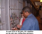 Correctional Institutions Chaplaincy - charity reviews, charity ratings, best charities, best nonprofits, search nonprofits