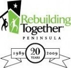 REBUILDING TOGETHER PENINSULA - charity reviews, charity ratings, best charities, best nonprofits, search nonprofits