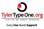 TYLER TYPE 1 DIABETES FOUNDATION                                       - charity reviews, charity ratings, best charities, best nonprofits, search nonprofits