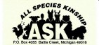 ALL SPECIES KINSHIP - charity reviews, charity ratings, best charities, best nonprofits, search nonprofits