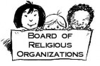 Board Of Religious Organizations - charity reviews, charity ratings, best charities, best nonprofits, search nonprofits