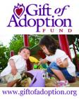 GIFT OF ADOPTION FUND INC - charity reviews, charity ratings, best charities, best nonprofits, search nonprofits