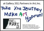 Gallery 202, Partners in Art, Inc. - charity reviews, charity ratings, best charities, best nonprofits, search nonprofits
