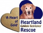 HEARTLAND GOLDEN RETRIEVER RESCUE - charity reviews, charity ratings, best charities, best nonprofits, search nonprofits