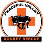 PEACEFUL VALLEY DONKEY RESCUE INC - charity reviews, charity ratings, best charities, best nonprofits, search nonprofits