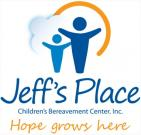 JEFFS PLACE CHILDRENS BEREAVEMENT CENTER INC                           - charity reviews, charity ratings, best charities, best nonprofits, search nonprofits