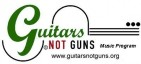 Guitars not Guns - charity reviews, charity ratings, best charities, best nonprofits, search nonprofits