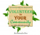 VOLUNTEER IN YOUR COMMUNITY INC - charity reviews, charity ratings, best charities, best nonprofits, search nonprofits