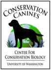 CONSERVATION CANINES - University of Washington Foundation  - charity reviews, charity ratings, best charities, best nonprofits, search nonprofits