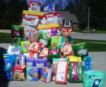 Latest Photo by MIDLAND COMMUNITY DIAPER BANK INC