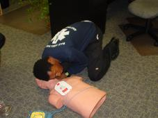 Latest Photo by Bay Area Youth Emt Program
