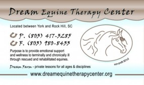 Latest Photo by DREAM EQUINE THERAPY CENTER