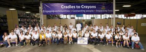 Latest Photo by CRADLES TO CRAYONS
