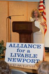 Latest Photo by ALLIANCE FOR A LIVABLE NEWPORT