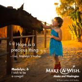 Latest Photo by Make-A-Wish Alaska and Washington