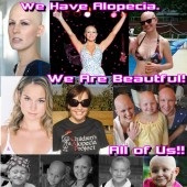 Latest Photo by CHILDRENS ALOPECIA PROJECT