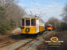 Latest Photo by New England Electric Railway Historical Society