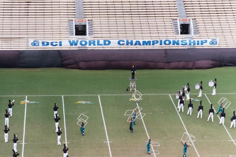 Orlando, FL Aug 8, 2003  Pacific Crest DCI Semifinalist