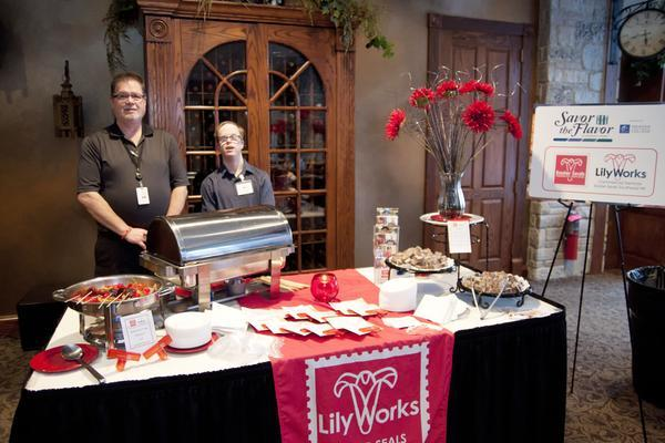 Easter Seals LilyWorks Catering