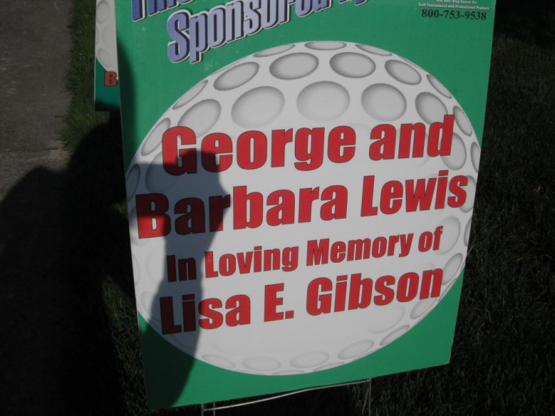 Golf Tournament Creator ~ Angel Lisa Lewis Gibson
