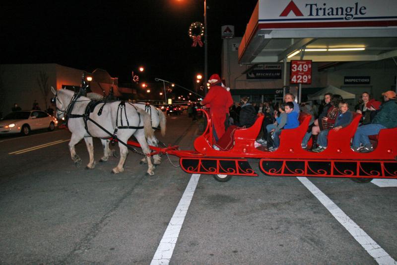 2012 Sleigh Rides