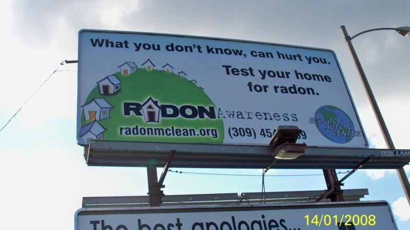 Radon Billboard