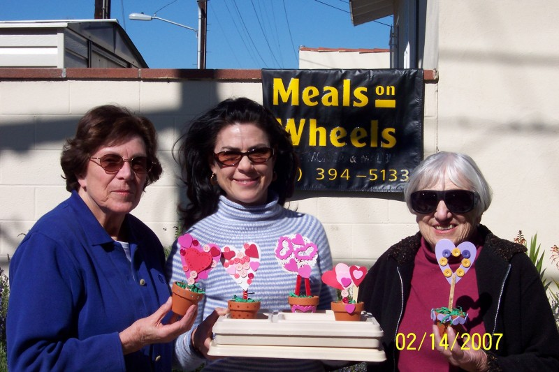 Meals on Wheels West Volunteers