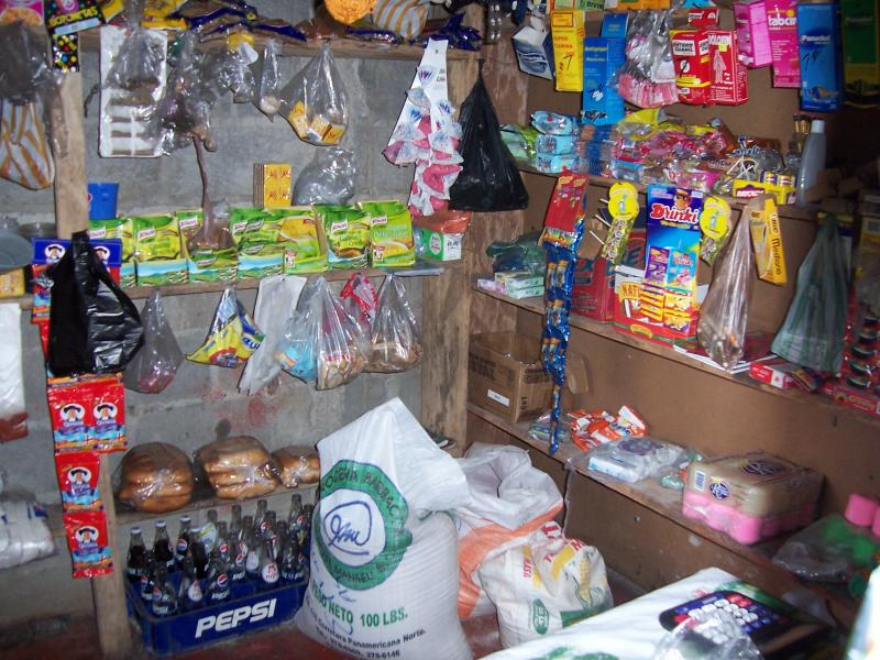 Economic Development - Micro Loan Made for Small Store