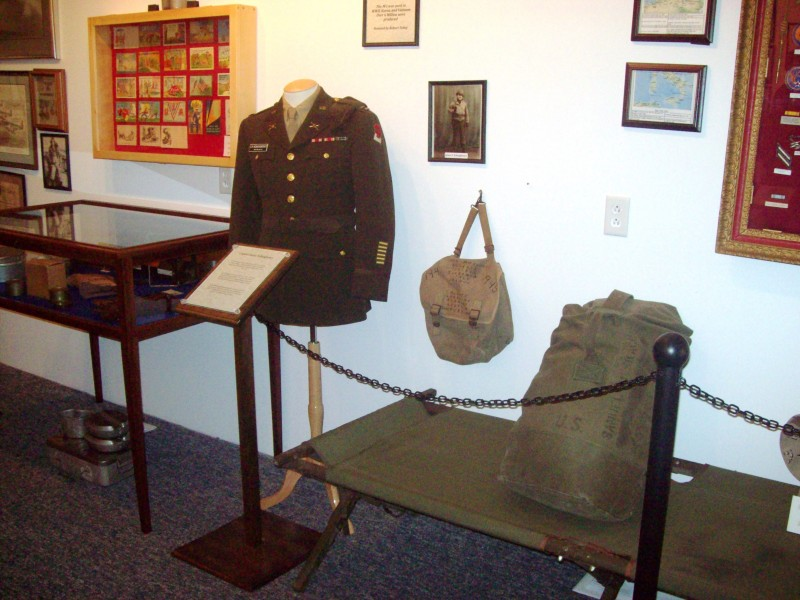 WW II Display