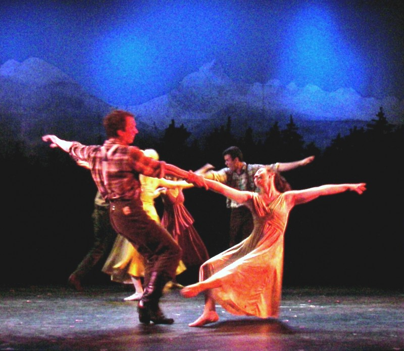 Seven Brides for Seven Brothers - 2008
