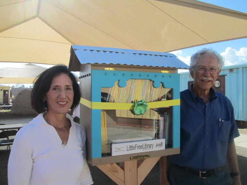 Partnering with Little Globe and the County, we helped bring 5 Little Free Libraries to the International District.