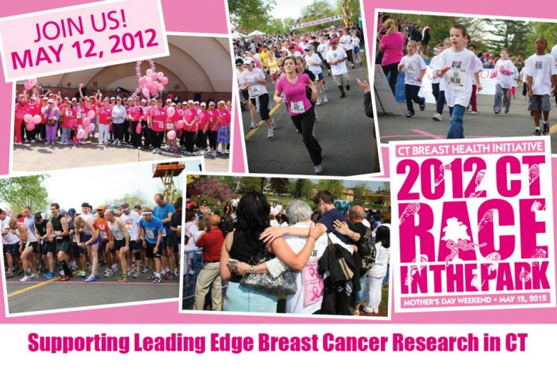 Join us for the 2012 CT Race in the Park - May 12th!