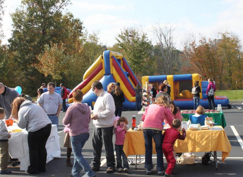 TACA Family events - fall festival
