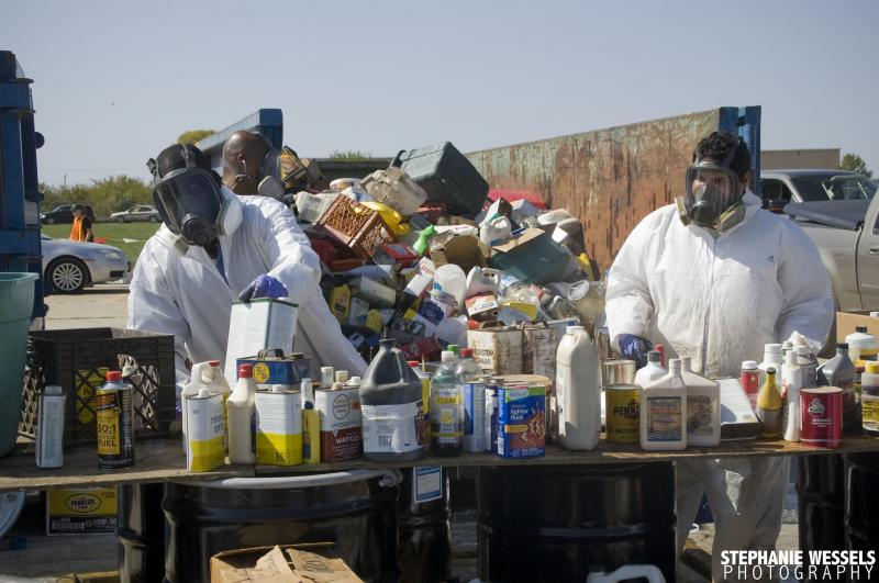 2012 Household Hazardous Waste Collection
