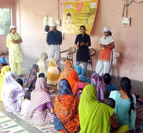 Health & Education awareness meeting