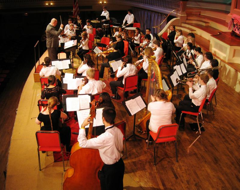 JOMP Youth Orchestra (JYO)