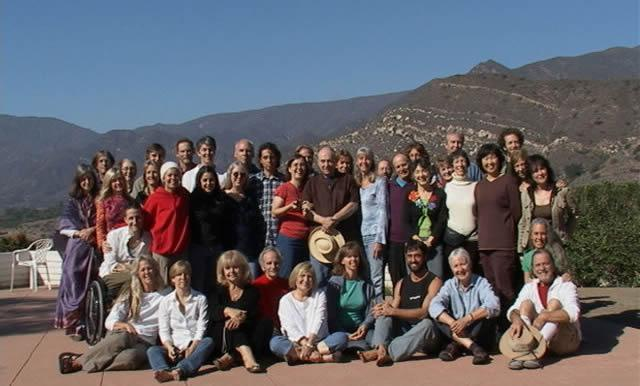 2007 Retreat in Ojai, Califonria