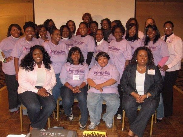 Project Single Moms Leadership Retreat